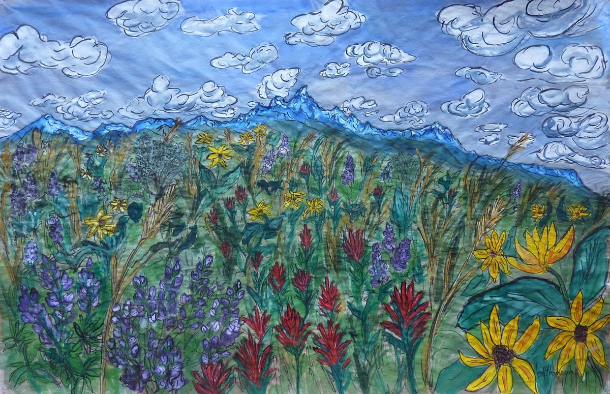 Wildflower's View